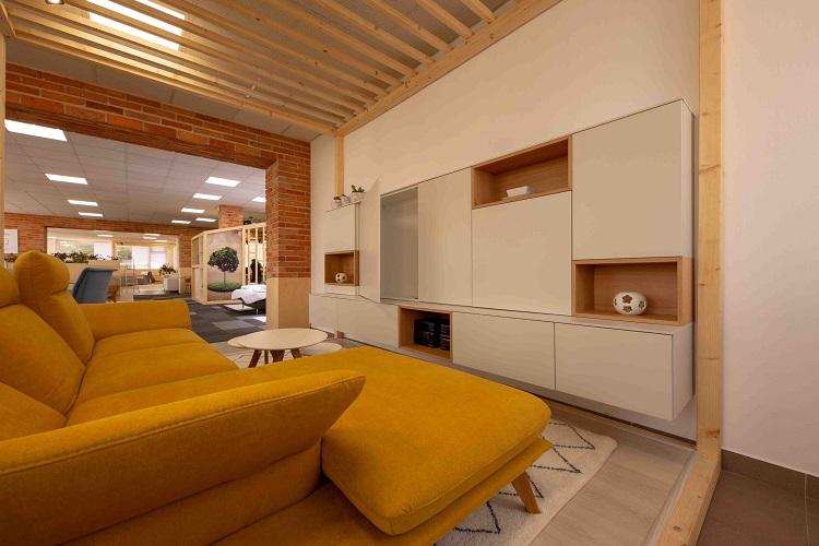 Inšpirácia pre obývačky - Minimalistický štýl